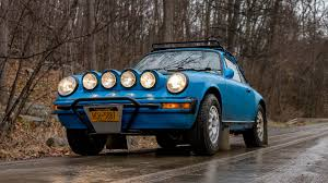 100 Ruf Project Buying And Owning A Safari Porsche 911