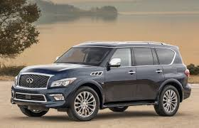 2016 Infiniti QX80 Review - AutoGuide.com News Infiniti Q50 New Flagship Red Sport 400 Bonus Wheels Groovecar Finiti Qx80 Specs 2014 2015 2016 2017 Aoevolution 2019 Qx50 Priced From 37545 2018infitiqx80dashinterior The Fast Lane Truck Qx60 Information And Photos Zombiedrive Larte Design Qx70 Is Madfast Madsexy Suv Upgrade Program Whatisnewtoday365 Q60 Coupe Images 2018 Review Test Drive Tuesday On Central Qx4 Offroad 4x4 Truckcar Suvs For Sale Reviews Pricing Edmunds Off Roading In Luxury Qx56 Conquers The Road Less