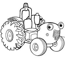 √ Impressionnant Image Coloriage Tracteur Tom
