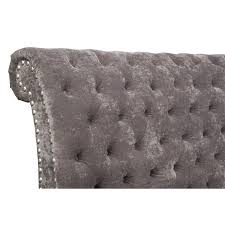 Value City Queen Size Headboards by Ella Queen Upholstered Bed Charcoal Value City Furniture