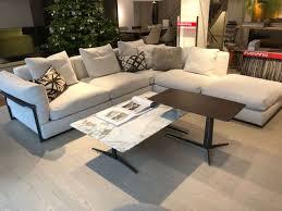 ecksofa zeno flexform stoff sofa beige