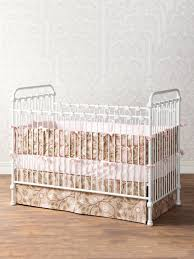 Bratt Decor Crib Skirt by Joy Crib By Bratt Decor At Gilt