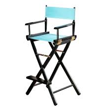 Professional Tall Folding Directors Chair by Aluminium Folding Directors Chair With Side Table Professional
