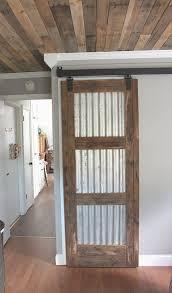 Rustic Style Barn Door Modern Industrial