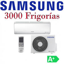 Aire Acondicionado Samsung 3000 Frigorias tipo Split Inverter A