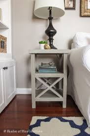 Nightstand Best 25 Tall Bedside Tables Ideas Pinterest