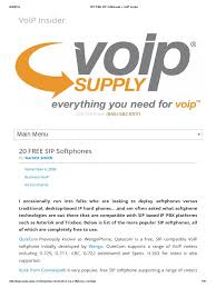 20 FREE SIP Softphones « VoIP Insider | Voice Over Ip | Session ... Digitone Call Blocker Frequently Asked Questions Patent Us08978 Voice Over Internet Protocol Voip Telephone Shoretel Standard Statement Of Work Rev2 Over Ip Us20070121598 Emergency Call Methodology For Voipasteriskpdf Session Iniation Protocol Zyxel P2812hnuf1 Default Password Login Manuals And Reset Ex99117jpg