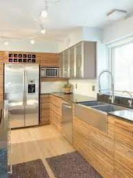 modern kitchen trends fluorescent lights contemporary