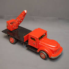 100 Towing Truck Games 1950s Vintage Scratch Built Wooden Tow Vintage Toys