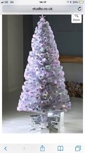 Cheap Fiber Optic Christmas Tree 6ft by Brand New Fiber Optic Christmas Tree 6ft White In Southampton