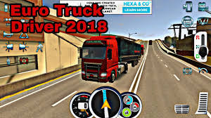 Euro Truck Driver 2018 Android Gameplay By Ovilex Software - YouTube