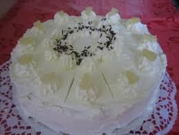 ananas frischkäse sahne torte