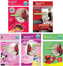 Elmo Potty Seat Cover by Potty Training Resources