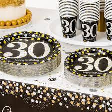 anniversaire 30 ans thèmes et idées déco partycity eu