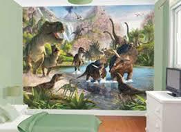 Dinosaur Wallpaper For Kids Room Boys Wall Mural