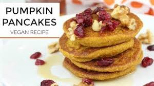 Easy Healthy Pumpkin Pancake Recipe by Double Chocolate Avocado Brownies Clean U0026 Delicious With Dani Spies