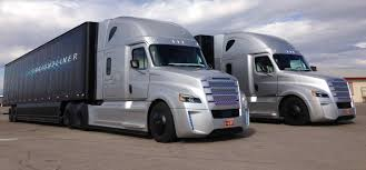100 Freightliner Select Trucks Behind The Wheel Of S Inspiration Autonomous Truck