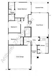 Ryland Homes Floor Plans Arizona by Anthem Az Homes Floor Plans Home Plan
