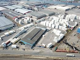 100 Where Is Antwerp Located Container Maintenance Repairs EUCORE