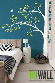 Tree Wall Decor Ideas by Wall Decoration Painting Completure Co
