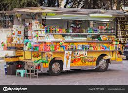 Snack Truck In Rome – Stock Editorial Photo © Tverkhovinets #137172282
