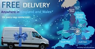 Refrigerated Panel Van Conversions