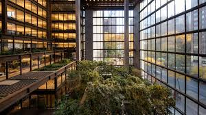 100 Atrium Architects Ford Foundation Building Renovation In New York