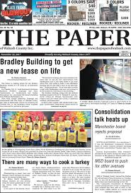 The Paper Of Wabash County - Nov. 22, 2017, Issue By The Paper Of ... Abbie Lawalin Abbielawalin Twitter The Paper Of Wabash County May 16 Issue By Healthier Nancy Allen Banque Cic Maginot Places Directory 2015annual Report Feds Seize 22 Million From Milwaukee Area Minority Contractor Wp 165 Restoration Blog 2012 Input Worries Spring Up Truckers Review Trucking Inc Best Truck 2018 John Christner Llc Jct Sapulpa Ok Rays Photos