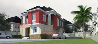 100 Maisonette House Designs Architectural S Nigeria Relevant Plans