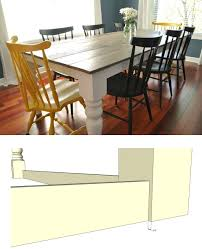 DIY Farmhouse Kitchen Table Projects For Beginners Farmhouse Wooden Table Reclaimed Wood And Chairs Plans Round Coffee Height Cushions Bench Kitchen Room Rooms High Width Standard Depth 31 Awesome Ding Odworking Plans Ideas Diy Outdoor Free Crished Bliss Rogue Engineer Counter Farmhouse Ding Room Table Seats 12 With Farm With Dinner Leaf Style And Elegance Long Excellent Picture Of Small Decoration Ideas Diy Square 247iloveshoppginfo Old