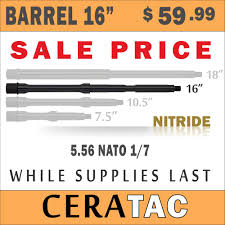 CERATAC: Barrel 16