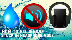 How to fix a iPhone stuck in headphone mode 📱 🎧