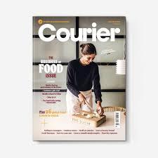 100 Modern Design Magazines Courier Magazine Issue 28