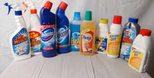 cleaning products for kitchen shoise