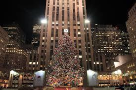 Rockefeller Plaza Christmas Tree Address by Christmas 2010 At The Rockefeller Center In New York City