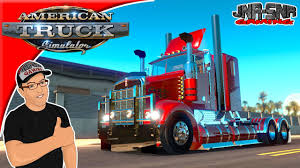 American Truck Simulator Kenworth T908 SAR Mod Review - YouTube Skins American Truck Simulator Ats Mods Ar12gaming On Twitter Recently Nick88s Jumped Into Euro And Pack V15 Truck Simulator Coronado Freightliner V11 Mod Dds Kenworth T600 Day Cab Real Fedex Ups Package Van Skins Mod Pc Gameplay 18 Wheel Driving Cabin Skin Christmas Whitewood 2017 Kenworth T680 Mazthercyn 2 An Flag Hangs At A Campsite With Rv Stock Tropico 3 Bgm Elko Nv Oakland