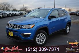 2018 JEEP Compass Sport Sport Utility For Sale In Austin, TX ...