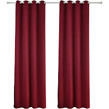 woltu 488 2 2 x gardinen vorhang blickdicht mit ösen 2er set leichte weiche verdunklungsvorhänge für wohnzimmer schlafzimmer tür 135x225 cm