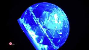 lightshow 10 24 in blue projection kaleidoscope spotlight gemmy