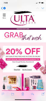 Ulta 20% Off Is Here! : MUAontheCheap Ulta Free Shipping On Any Order Today Only 11 15 Tips And Tricks For Saving Money At Business Best 24 Coupons Mall Discounts Your Favorite Retailers Ulta Beauty Coupon Promo Codes November 2019 20 Off Off Your First Amazon Prime Now If You Use A Discover Card Enter The Code Discover20 West Elm Entire Purchase Slickdealsnet 10 Of 40 Haircare Code 747595 Get Coupon Promo Codes Deals Finders This Weekend Instore Printable In Store Retail Grocery 2018 Black Friday Ad Sales Purina Indoor Cat Food Vomiting Usa Swimming Store