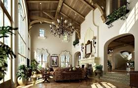 Tuscan Style Home Interior Design And Decorating Elements Photos