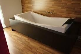 design badewannenanlage mit acrylwanne abverkauf