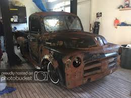 100 1953 Dodge Truck Parts Truck Build KillBilletcom The Rat Rod Forum