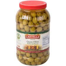 Grandin Road Ez Bed by Castella Stuffed Queen Olives 1 Gallon