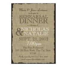 The Rustic Look Of Burlap Is Printed On This Not So Traditional Invitation Customize With Rehearsal Dinner InvitationsRustic Wedding