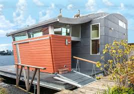 100 House Boat Designs Decoration Incredible Net Zero Floating Home