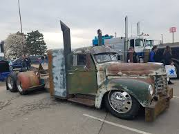 Worldclass Rat Rods At MATS 2018 Tandem Thoughts See How An Uerground Gas Pipeline Made Its Way Into This Sweet Big Cummins 300 Big Cam Custom Peterbilt Rat Rod Semi Truck Speed Society Set Idenfication Rat Rod Semi Set Bricks Thor Trucks A New Electric Semitruck Challenger Enters The Ring Get Look At Insane Old School Diesel Mini Truck Welder Up Hot Rods Cars Chevy Trucks Semi Vehicles Color Candy Wheels 18 Chrome Grill 1963 Gmc Truck Rat Rod Bagged Air Bags 1960 1961 1962 1964 1965 The Monstrous Vegas Discovery