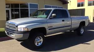 SALE!!! 4x4 6 Speed Dodge 2500 CUMMINS DIESEL1 Owner This Trucks Is ...