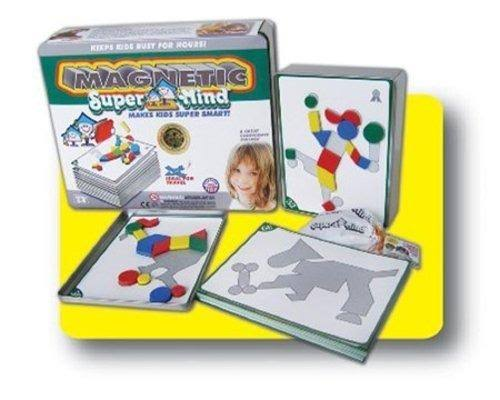 Mighty Mind Magnetic Activity Toy - Makes Kids Smarter!