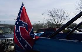 100 Rebel Flag Truck The Red Ledger A Flag Of Pride To Some A Sign Of Racism To Others